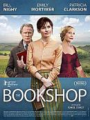 affiche sortie dvd the bookshop