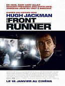 affiche sortie dvd the front runner