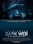 affiche sortie dvd unfriended - dark web