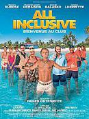 affiche sortie dvd All Inclusive