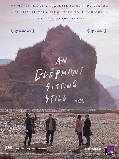 sortie dvd et blu-ray An Elephant Sitting Still