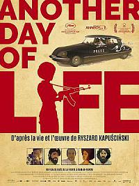 affiche sortie dvd another day of life