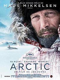affiche sortie dvd arctic