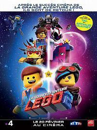 affiche sortie dvd la grande aventure lego 2