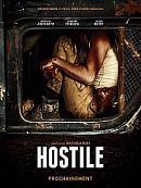 affiche sortie dvd hostile