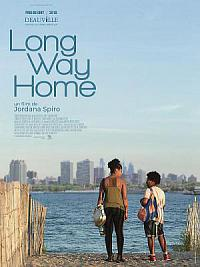 affiche sortie dvd long way home