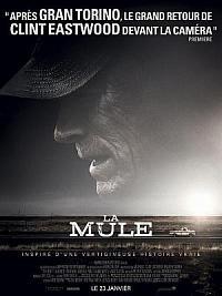 affiche sortie dvd la mule