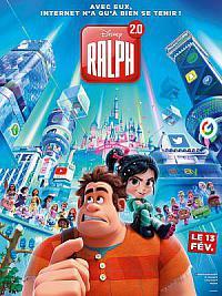affiche sortie dvd ralph 2.0