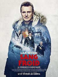 affiche sortie dvd sang froid