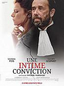 affiche sortie dvd Une intime conviction