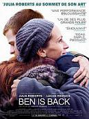 affiche sortie dvd Ben Is Back