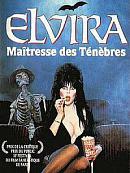 affiche sortie dvd elvira, maitresse des tenebres