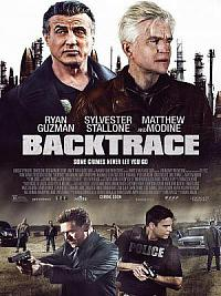 affiche sortie dvd Backtrace