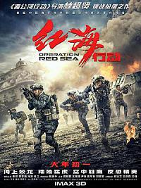 affiche sortie dvd Operation Red Sea