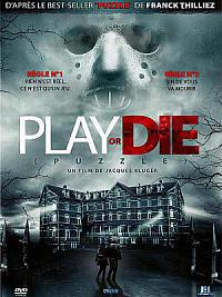 affiche sortie dvd play or die