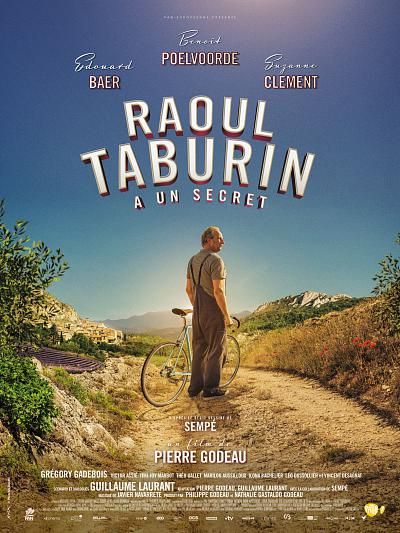 sortie vod, dvd Raoul Taburin