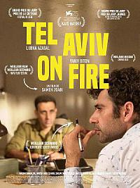 affiche sortie dvd tel aviv on fire