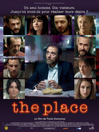 sortie dvd The Place