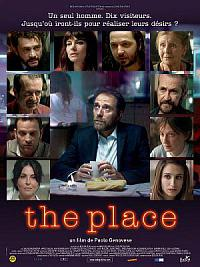 affiche sortie dvd the place