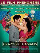 affiche sortie dvd Crazy Rich Asians
