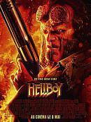 affiche sortie dvd hellboy