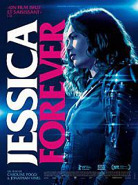 affiche sortie dvd jessica forever