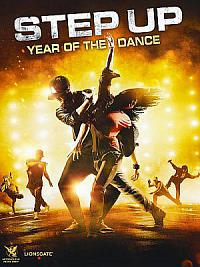 affiche sortie dvd step up year of the dance