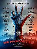 affiche sortie dvd The Dead Don't Die