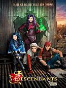 affiche sortie dvd Descendants