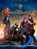 affiche sortie dvd Descendants 2