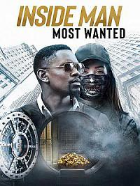 affiche sortie dvd Inside Man - Most Wanted