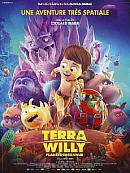 affiche sortie dvd Terra Willy - Planète inconnue