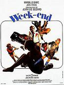 affiche sortie dvd week-end