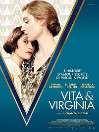 affiche sortie dvd Vita & Virginia