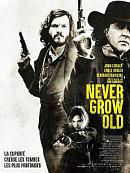 affiche sortie dvd never grow old