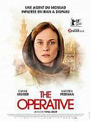 affiche sortie dvd The Operative