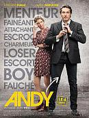 affiche sortie dvd Andy