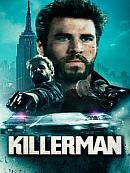 affiche sortie dvd killerman