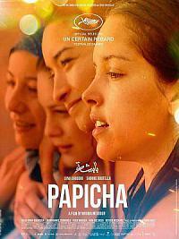 affiche sortie dvd papicha