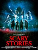 affiche sortie dvd scary stories