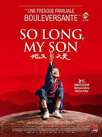 affiche sortie dvd so long, my son