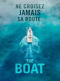 affiche sortie dvd the boat