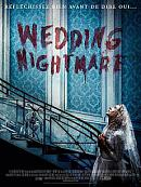 affiche sortie dvd wedding nightmare