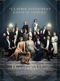 affiche sortie dvd downton abbey