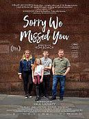 affiche sortie dvd sorry we missed you