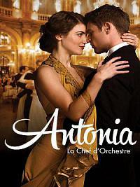 affiche sortie dvd antonia, la chef d'orchestre