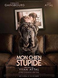 affiche sortie dvd mon chien stupide