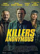 affiche sortie dvd Killers Anonymous