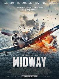 affiche sortie dvd midway