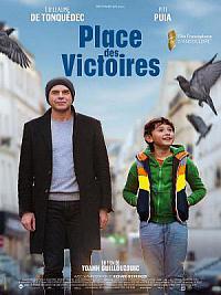 affiche sortie dvd place des victoires